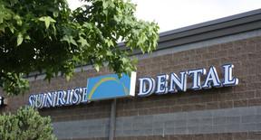 The Exterior of Sunrise Dental of Auburn in Auburn, WA, 98001
