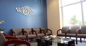 Waiting Room of Sunrise Dental of Auburn in Auburn, WA, 98001